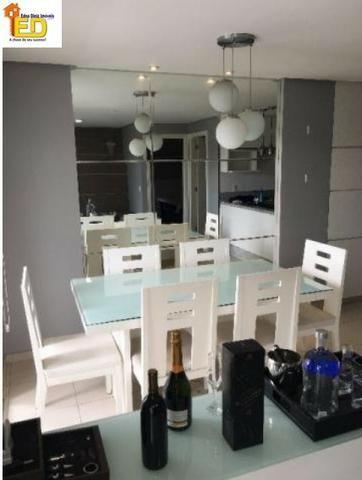 Estuda Troca Apartamento Alto Padrão de 2 Quartos Mobiliado - Residencial Belvedere Guará