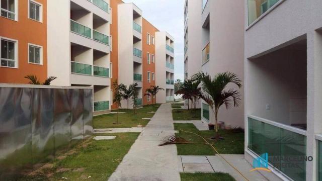 Apartamento residencial à venda, Jacundá, Eusébio.