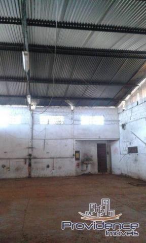 Barracão comercial com 2.500m² de terreno, à venda. cascavel velho, cascavel. - Foto 20