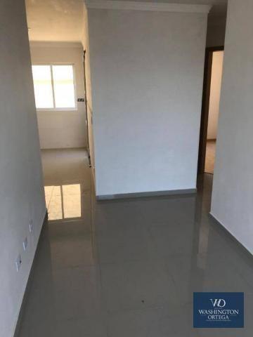 Apartamento à venda, 48 m² por r$ 165.000,00 - afonso pena - são josé dos pinhais/pr - Foto 4