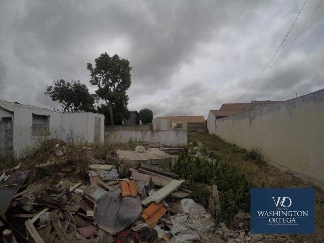 Lote/terreno para venda no bairro quississana - são josé dos pinhais/pr. - Foto 4