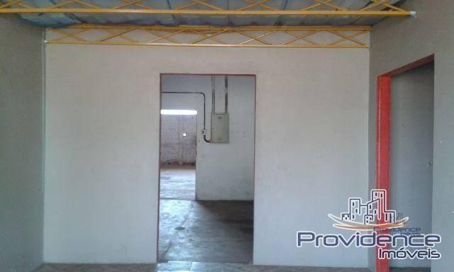 Barracão comercial com 2.500m² de terreno, à venda. cascavel velho, cascavel. - Foto 3