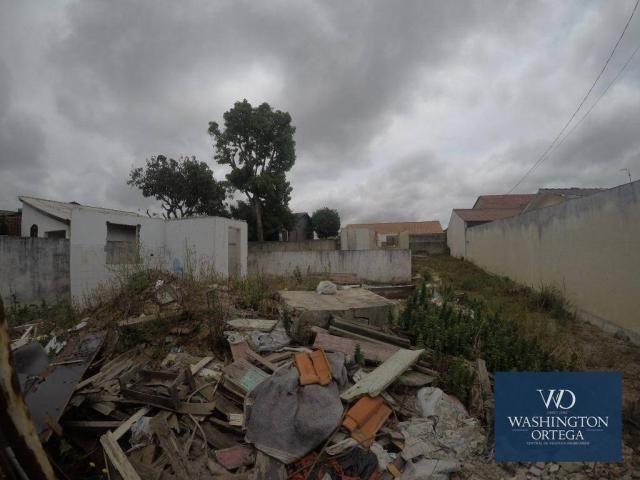 Lote/terreno para venda no bairro quississana - são josé dos pinhais/pr. - Foto 16