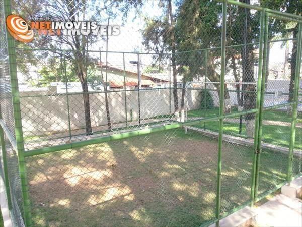 Apartamento à venda com 3 dormitórios em Cinquentenário, Belo horizonte cod:541611 - Foto 13