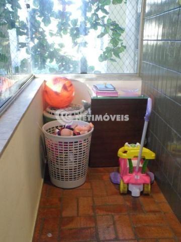 Apartamento à venda com 3 dormitórios em Estoril, Belo horizonte cod:474799 - Foto 8