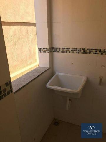 Apartamento à venda, 48 m² por r$ 165.000,00 - afonso pena - são josé dos pinhais/pr - Foto 12