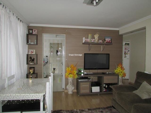 Apartamento à venda com 3 dormitórios em Novo mundo, Curitiba cod:421 - Foto 3