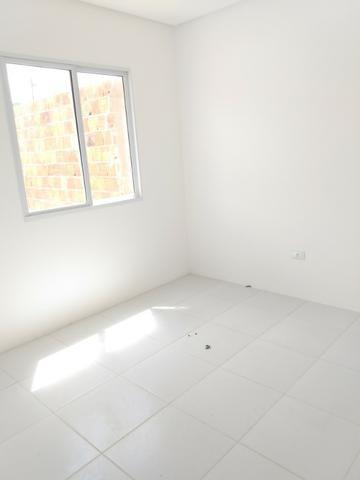 Sua casa com 2 quartos 60m² Pronta pra morar ou na planta! Ligue agora - Foto 4