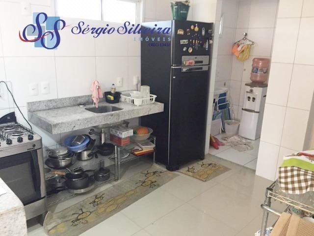 Solarium Porto das Dunas Apartamento mobiliado 3 suítes! - Foto 12