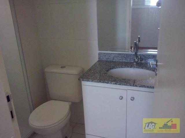 excelente apartamento com 2 dormitórios sendo uma suíte - Foto 18