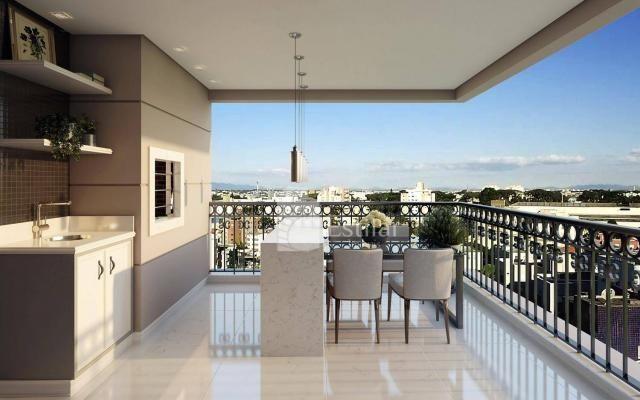 Apartamento alto padrão com 03 suítes no água verde, curitiba - Foto 7