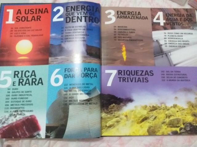Livro - Riquezas da Terra - Foto 2