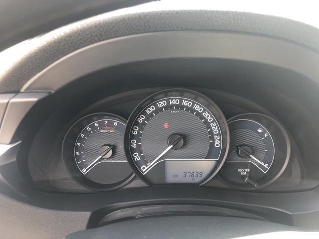 Toyota Corolla GLI 1.8 Automático 2016/2017 - Foto 7