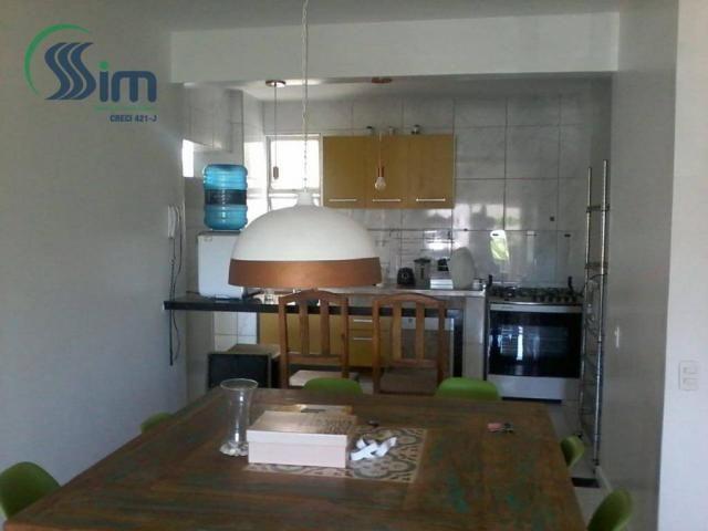 Excelente apartamento mobiliado na aldeota - Foto 7