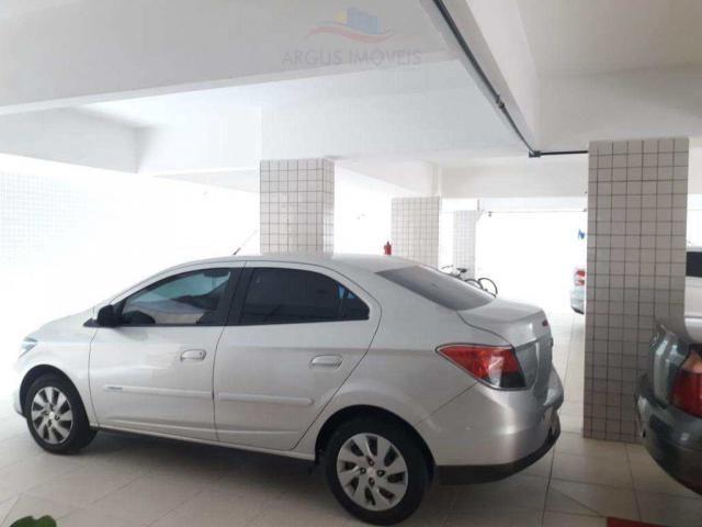 Apartamento para alugar com 1 dormitórios em Boqueirão, Praia grande cod:567 - Foto 20