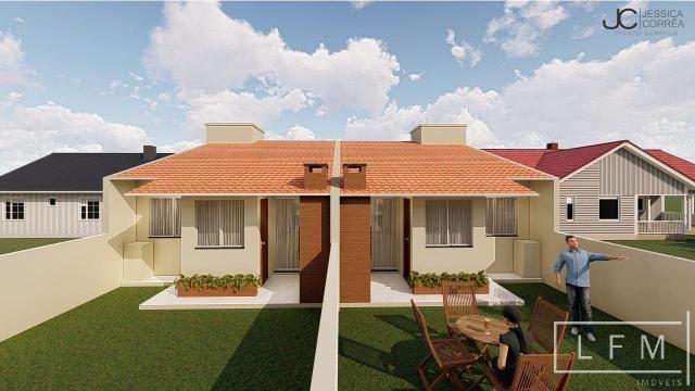 Casa à venda com 2 dormitórios em Itajuba, Barra velha cod:71976 - Foto 3