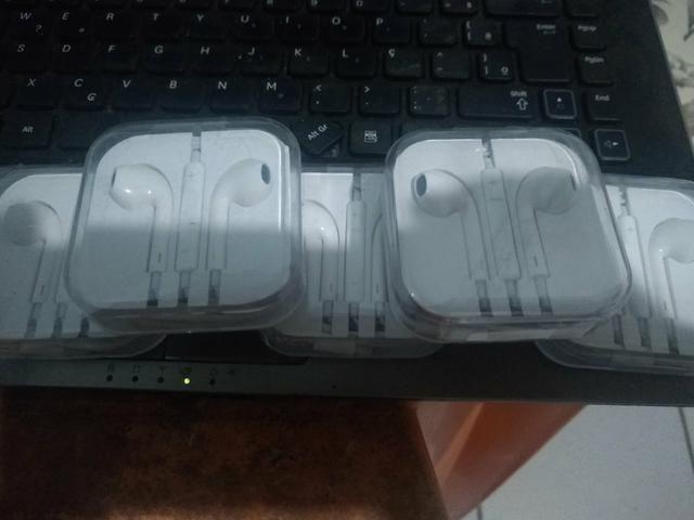 Fones de ouvido Apple EarPods - Foto 4