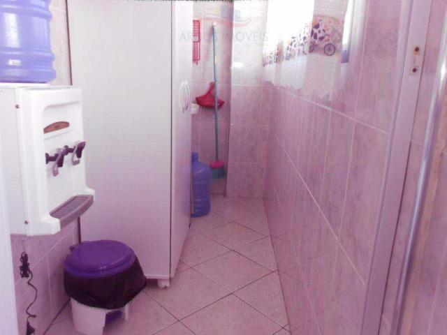 Apartamento para alugar com 2 dormitórios em Canto do forte, Praia grande cod:2331 - Foto 5