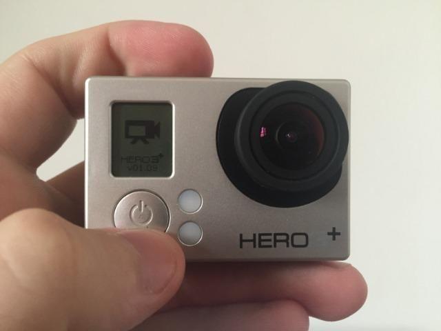 Gopro Hero 3+ Silver (Acompanha 2 Baterias e Carregador de Tomada) - Foto 6
