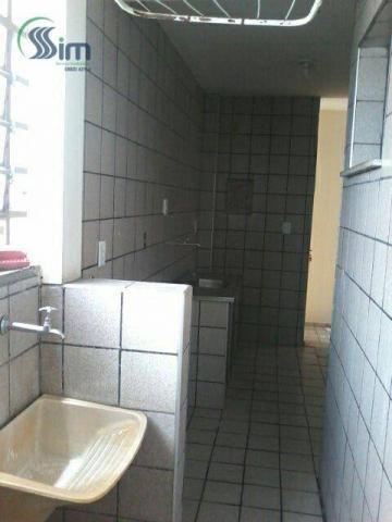 Apartamento residencial para locação, cidade dos funcionários, fortaleza. - Foto 17