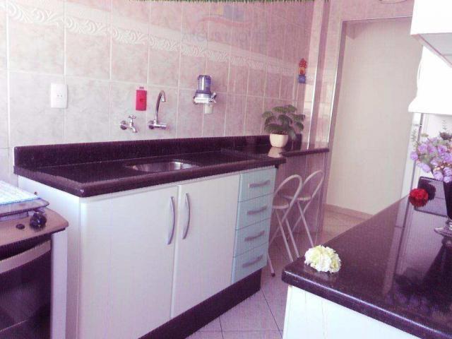 Apartamento para alugar com 2 dormitórios em Canto do forte, Praia grande cod:2331 - Foto 8