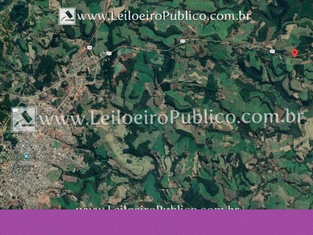 Laranjeiras Do Sul (pr): Terreno Rural 19.285,00m² vablt elbzp - Foto 2