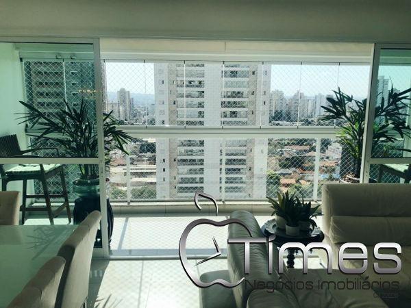Apartamento  com 3 quartos - Bairro Setor Bueno em Goiânia - Foto 5