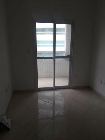 Locação definitiva apto 2 dorms na Ocian Praia Grande 1500 o pacote - Foto 10