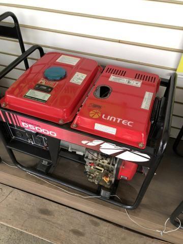 Grupo gerador linter 5cv Diesel - Foto 3