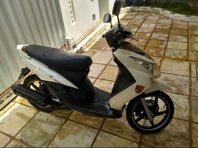 Moto Shineray automática 150cc - Foto 2