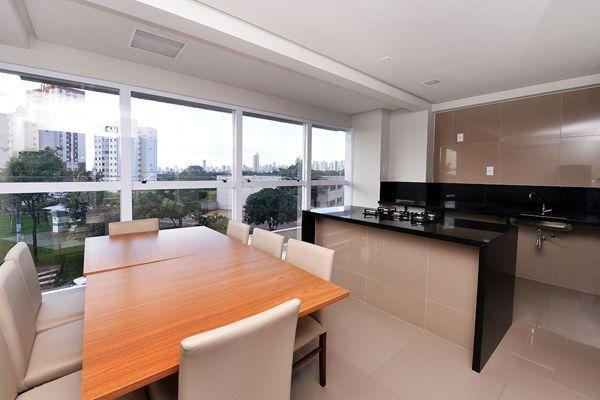 Apartamento  com 3 quartos no Conquist Residencial - Bairro Parque Amazônia em Goiânia - Foto 5
