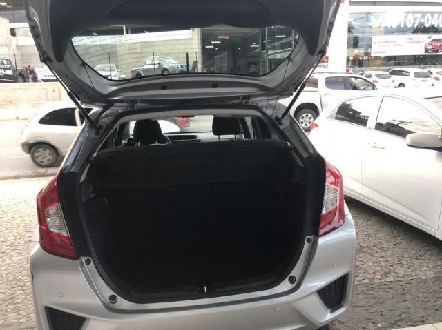 HONDA FIT 2017/2017 1.5 LX 16V FLEX 4P AUTOMÁTICO - Foto 5