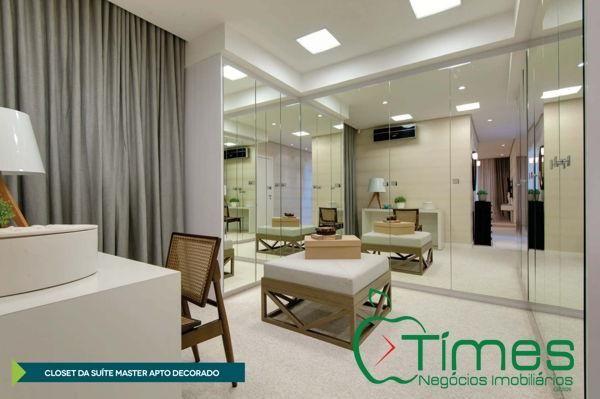 Apartamento  com 5 quartos - Bairro Setor Marista em Goiânia - Foto 5