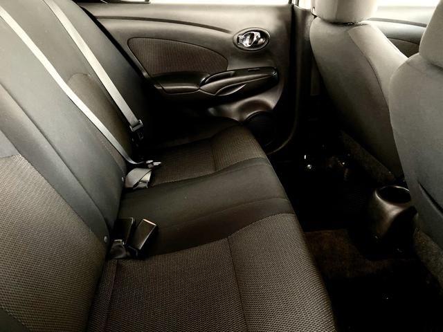 '4.000 de entrada' Nissan Versa SL 1.6 - Foto 9