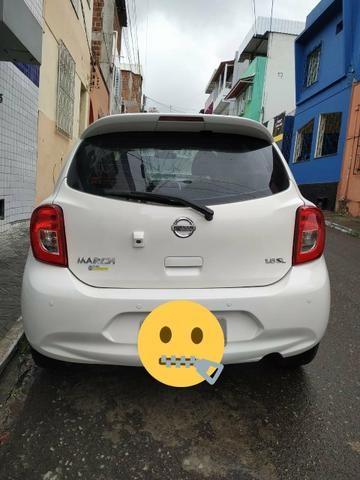 Nissan March Completo e Revisado!! - Foto 6