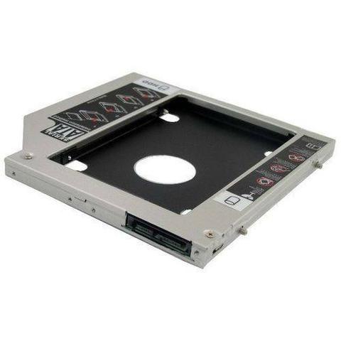 Adaptador Dvd P/ HD Ou SSD Sata Para Notebook - Foto 3