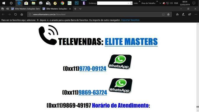 Elite Masters Soluções - Suporte Técnico - Contato - Foto 6