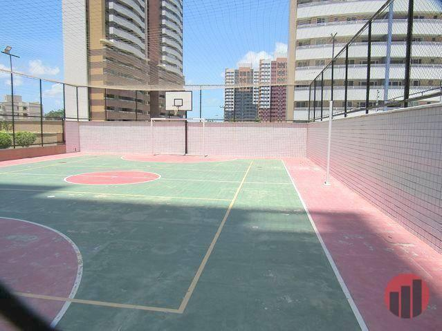 Apartamento todo mobiliado com 2 dormitórios para alugar, 57 m² por R$ 2.000/mês - Cidade  - Foto 6