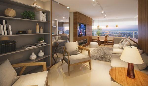 Apartamento  com 2 quartos no Varandas do Parque - Bairro Jardim Atlântico em Goiânia - Foto 9