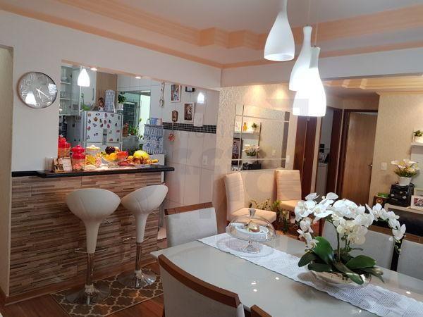 Apartamento  com 2 quartos no Village Cardoso - Bairro Jundiaí em Anápolis - Foto 3