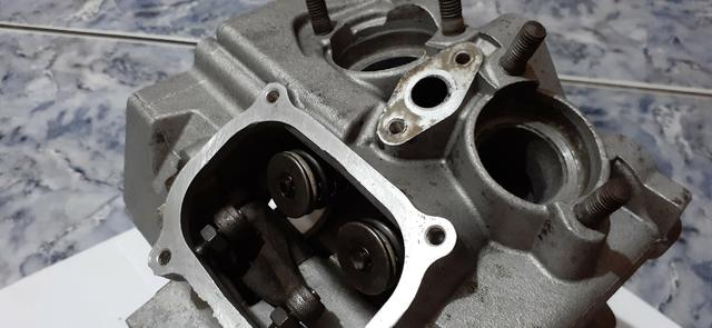 Cabeçote do motor XT660 /Ténere 660 usado - Foto 3