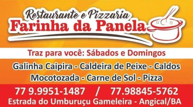 Restaurante e pizzaria Farinha da panela - Foto 3