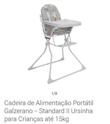 Cadeira de alimentação portátil Galzerano