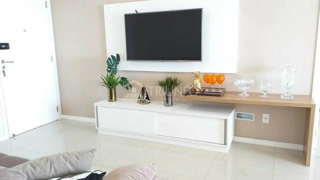 (JR) Lindo Apartamento no Cocó 95m² - 3 Quartos,( 2 Suíte ) + Moveis Projetados - 2 Vagas - Foto 2