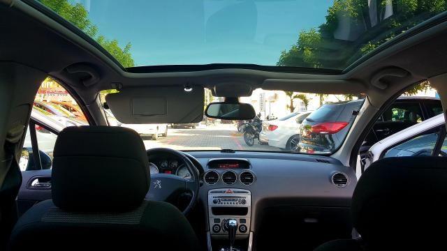 Peugeot 308 2013 allure automático - Foto 4