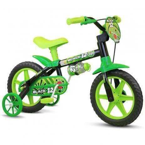 Bicicleta aro 12 fem e masc Nathor - Foto 2