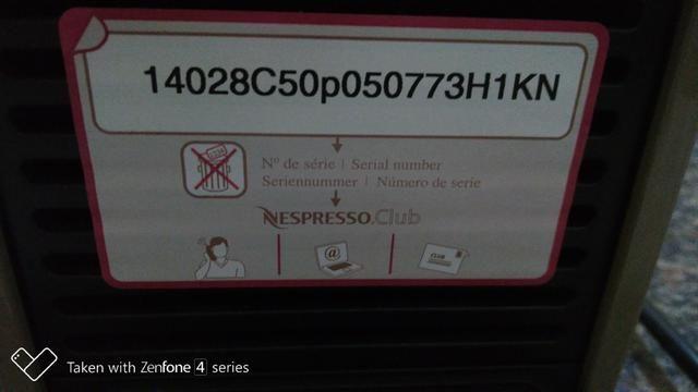Cafeteira NESPRESSO - Foto 4