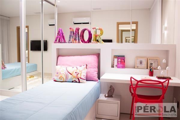 Apartamento  com 3 quartos no RESIDENCIAL ESSÊNCIA HOME CLUB - Bairro Jardim América em Go - Foto 7