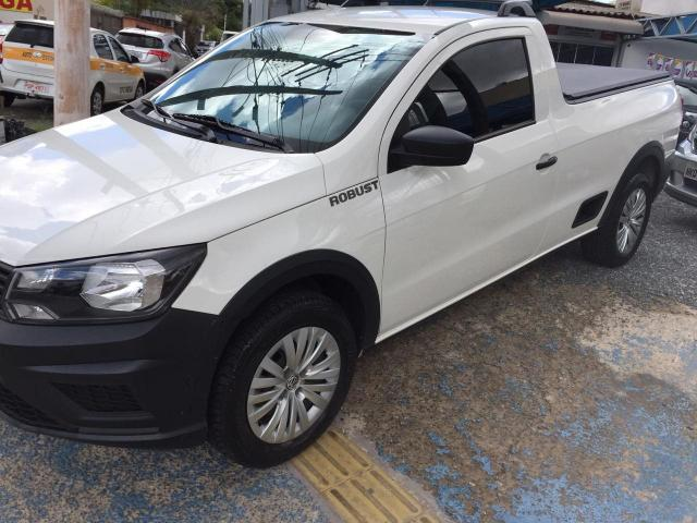 VOLKSWAGEN SAVEIRO 2018/2019 1.6 MSI ROBUST CS 8V FLEX 2P MANUAL - Foto 3
