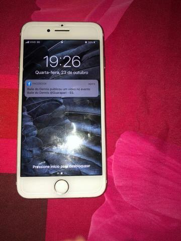 IPhone 7 128 Gb dourado ( BEM CONSERVADO) - Foto 6